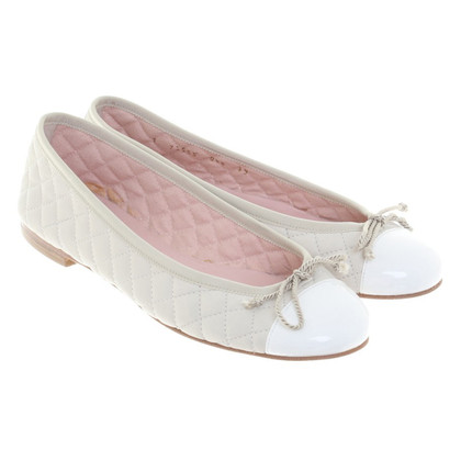 Pretty Ballerinas Ballerina's in Beige