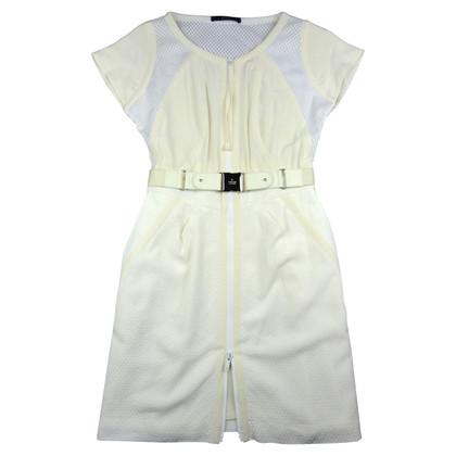 Gucci Dress in white / beige