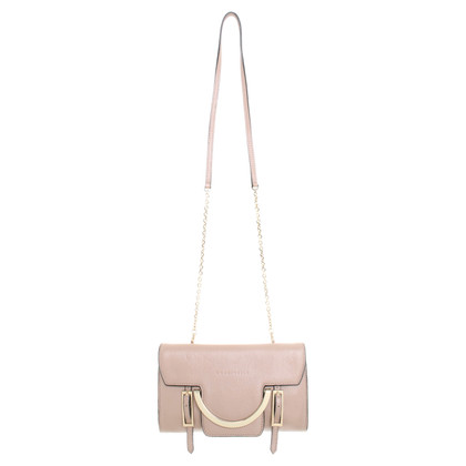 Coccinelle Old pink shoulder bag