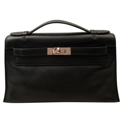 5dcf18b53d84 Hermès Kelly clutch - Second Hand Hermès Kelly clutch buy used for ...