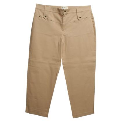 Blumarine Pantaloni in Beige