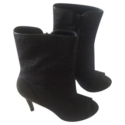 Marc Cain Peep Toe Boots