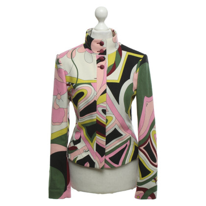 Emilio Pucci Cardigan in multicolor