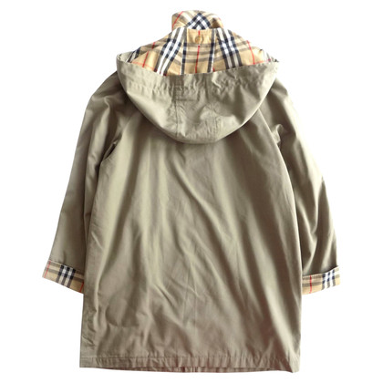 Burberry Jacket with removable hood