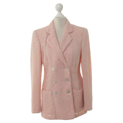 Rena Lange Struttura di giacca Bouclé
