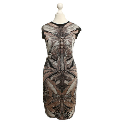Alexander McQueen Dress with dragonfly motif