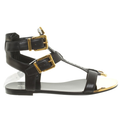 Balmain Sandals in the Roman style