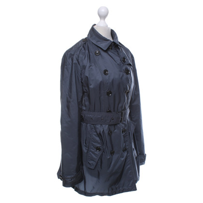 Burberry Trench coat in grey blue