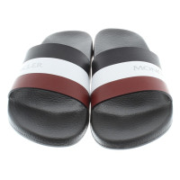 Moncler Mules with stripes