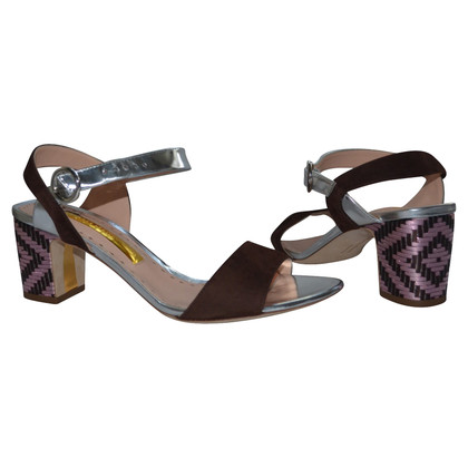 Rupert Sanderson Suede sandals