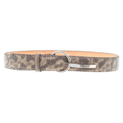 Reptile's House Lizard leather belt