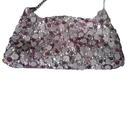 Maliparmi Shoulder bag with sequin trim