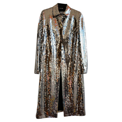 Dolce & Gabbana Giacca di paillettes con pantaloni