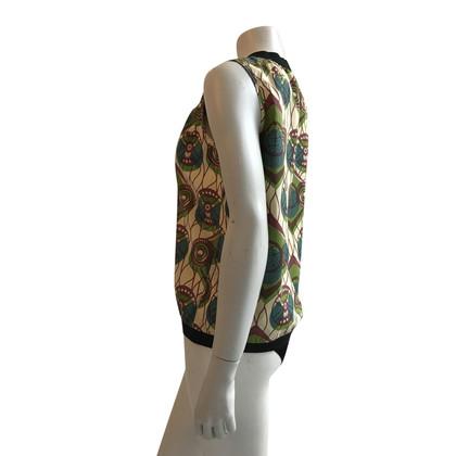 Marni for H&M Top met patroon