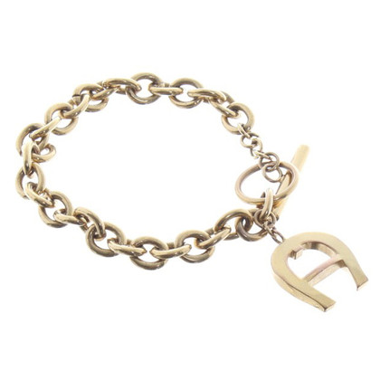 Aigner Gold-colored bracelet