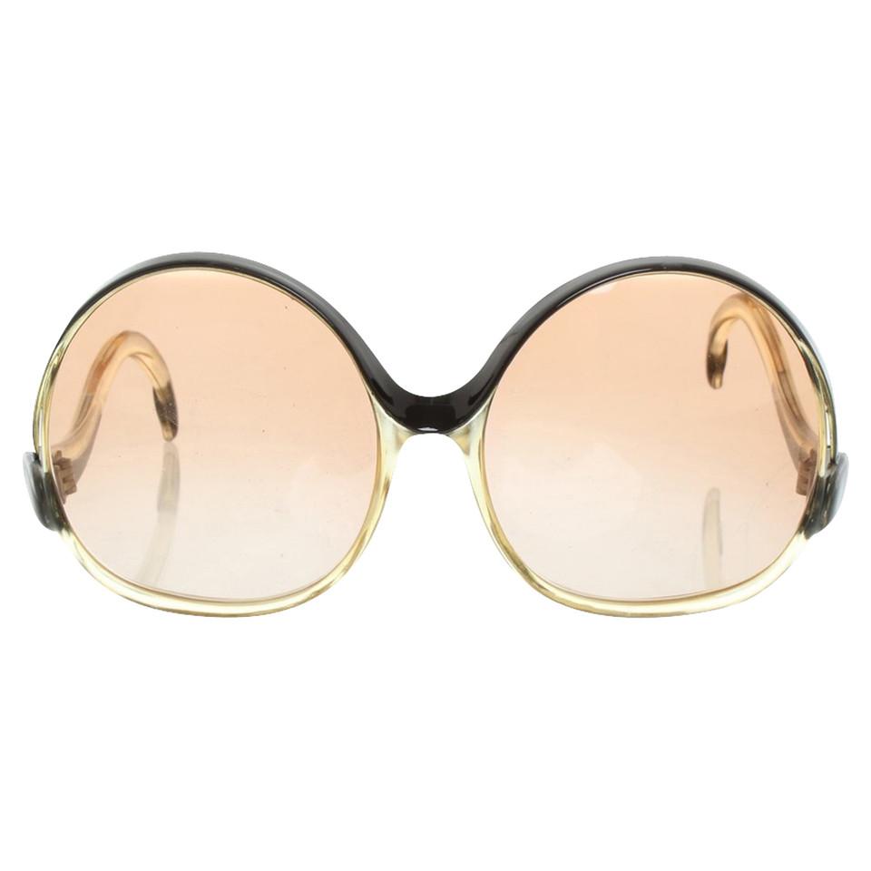 Balenciaga Sonnenbrille mit Farbverlauf