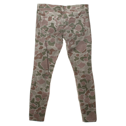Current Elliott Jeans with print