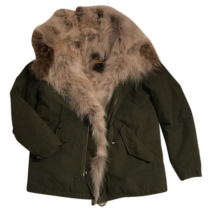 Barbed Parka