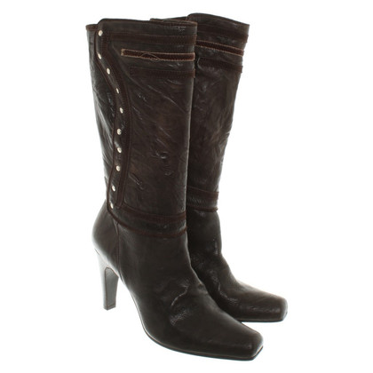 Sport Max Boots in brown
