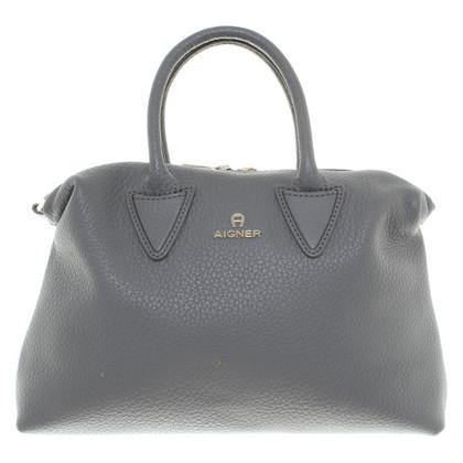 Aigner Handtasche in Grau