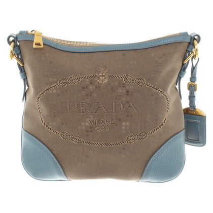 Prada Crossbody Bag in Bicolor