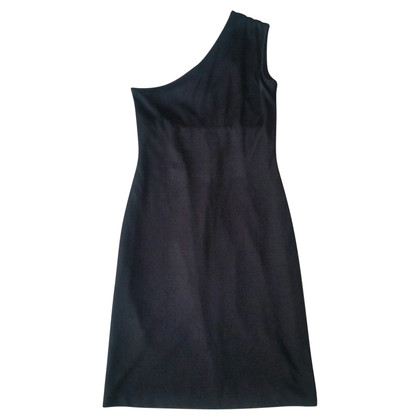 Ralph Lauren Black silk dress