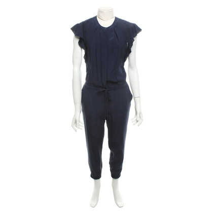 J. Crew Jumpsuit in Blau