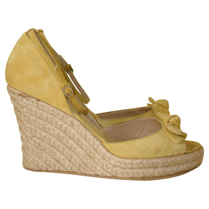 Unützer Platform wedge sandals