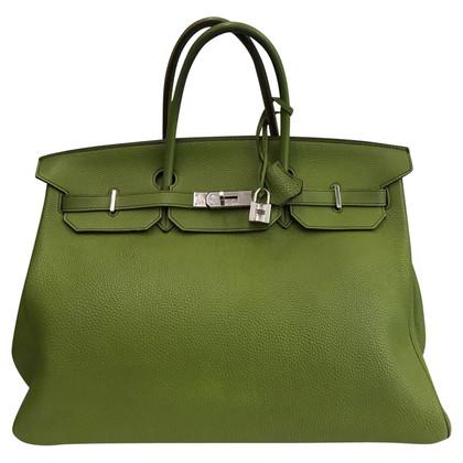 "Hermès ""Birkin Bag 40 Leer van Togo"""