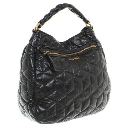 Miu Miu Handbag with quilted