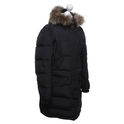 Parajumpers parka Down in nero