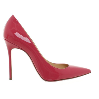 Christian Louboutin pumps in rosa