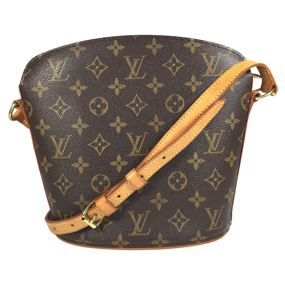 louis vuitton drouot monogram canvas second hand louis vuitton drouot monogram canvas. Black Bedroom Furniture Sets. Home Design Ideas