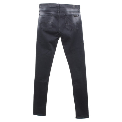 7 For All Mankind Jeans in Grau