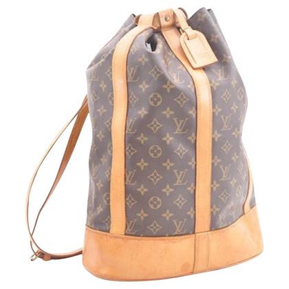 """Louis Vuitton """"Ca1d09e3 Randonnée GM Monogram Canvas"""""""