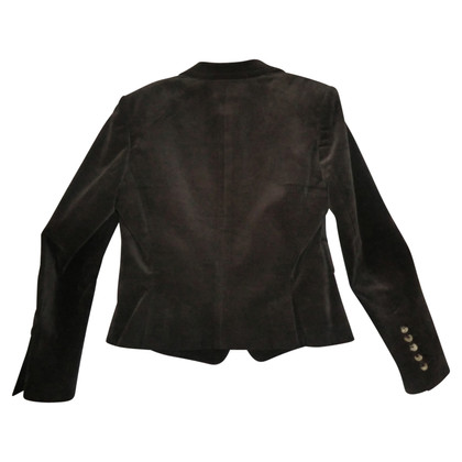 Windsor Velvet Blazer