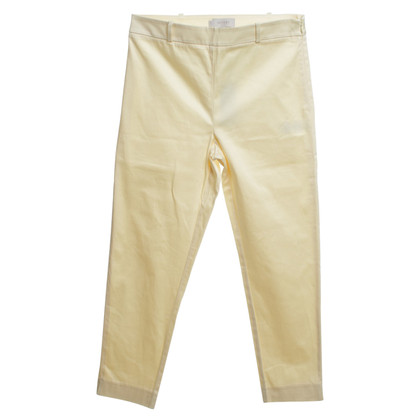 Hobbs trousers in yellow