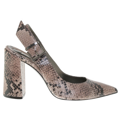 Dorothee Schumacher pumps in reptile look