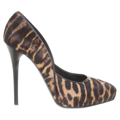Ralph Lauren Pumps with Leopard print