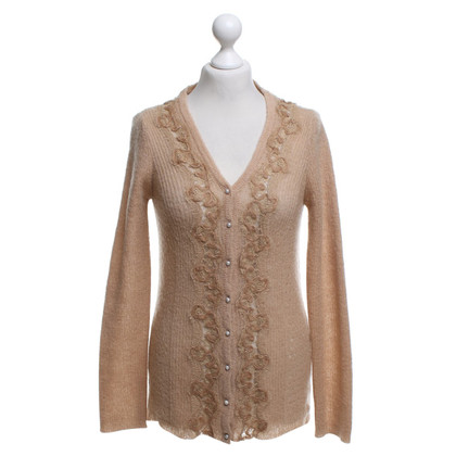D&G Cardigan in brown