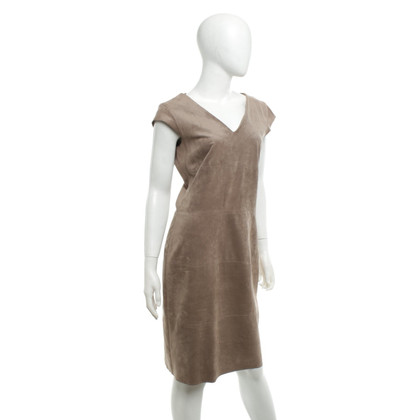 Cinque Dress in brown
