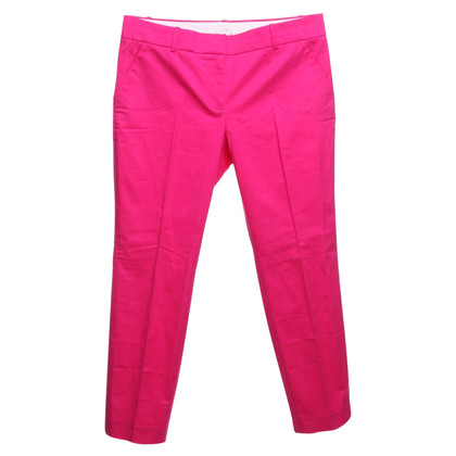 J. Crew Capri pants in pink
