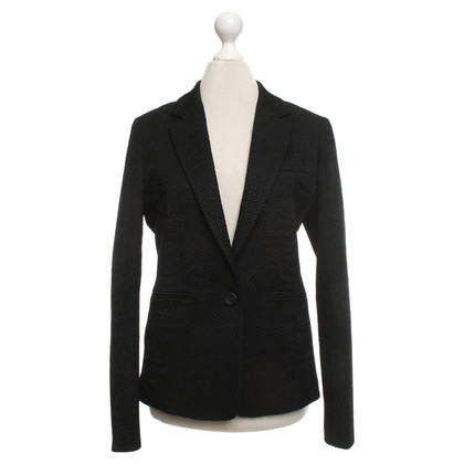 Maje Blazer in Black