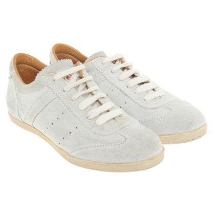Moncler Sneakers in Offwhite