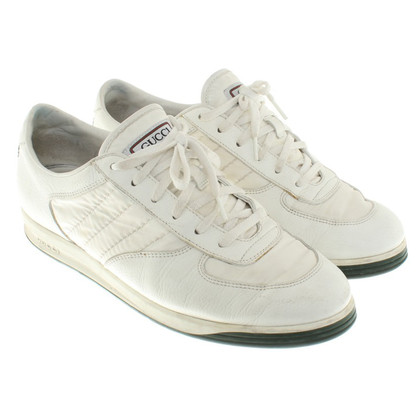 Gucci Sneakers in bianco