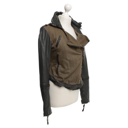 Other Designer Tigha leather jacket