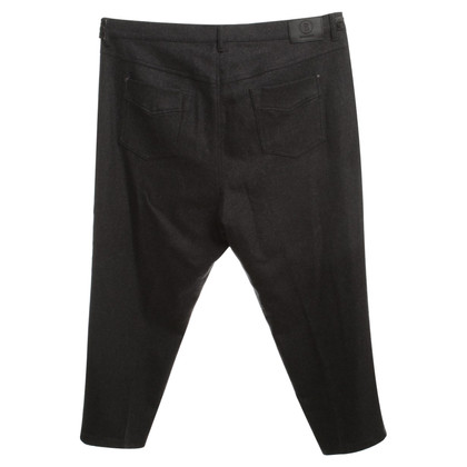 Bogner Pantaloni di flanella grigio