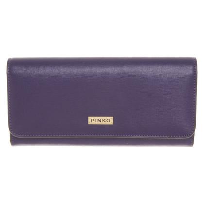 Pinko Wallet in purple