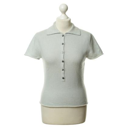 Iris von Arnim Maglia camicia in cashmere