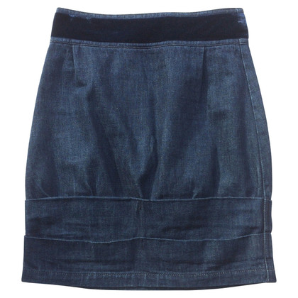 Max & Co denim skirt